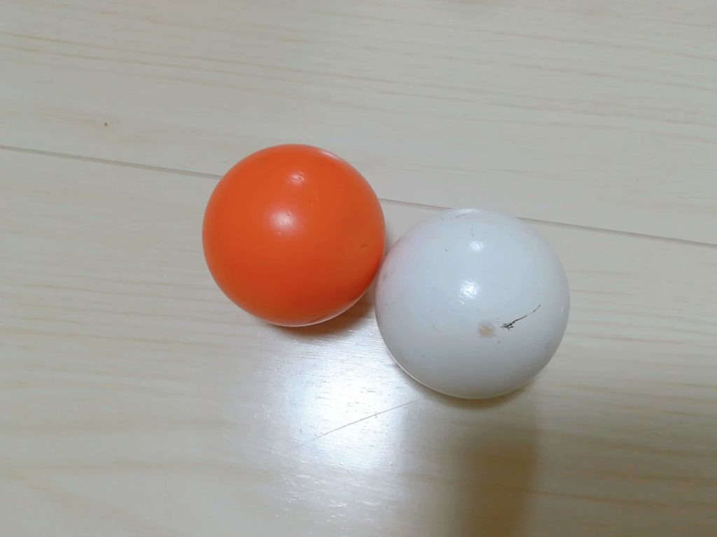 TOYBOXのレンタルおもちゃ:ツリー・スロープのボール