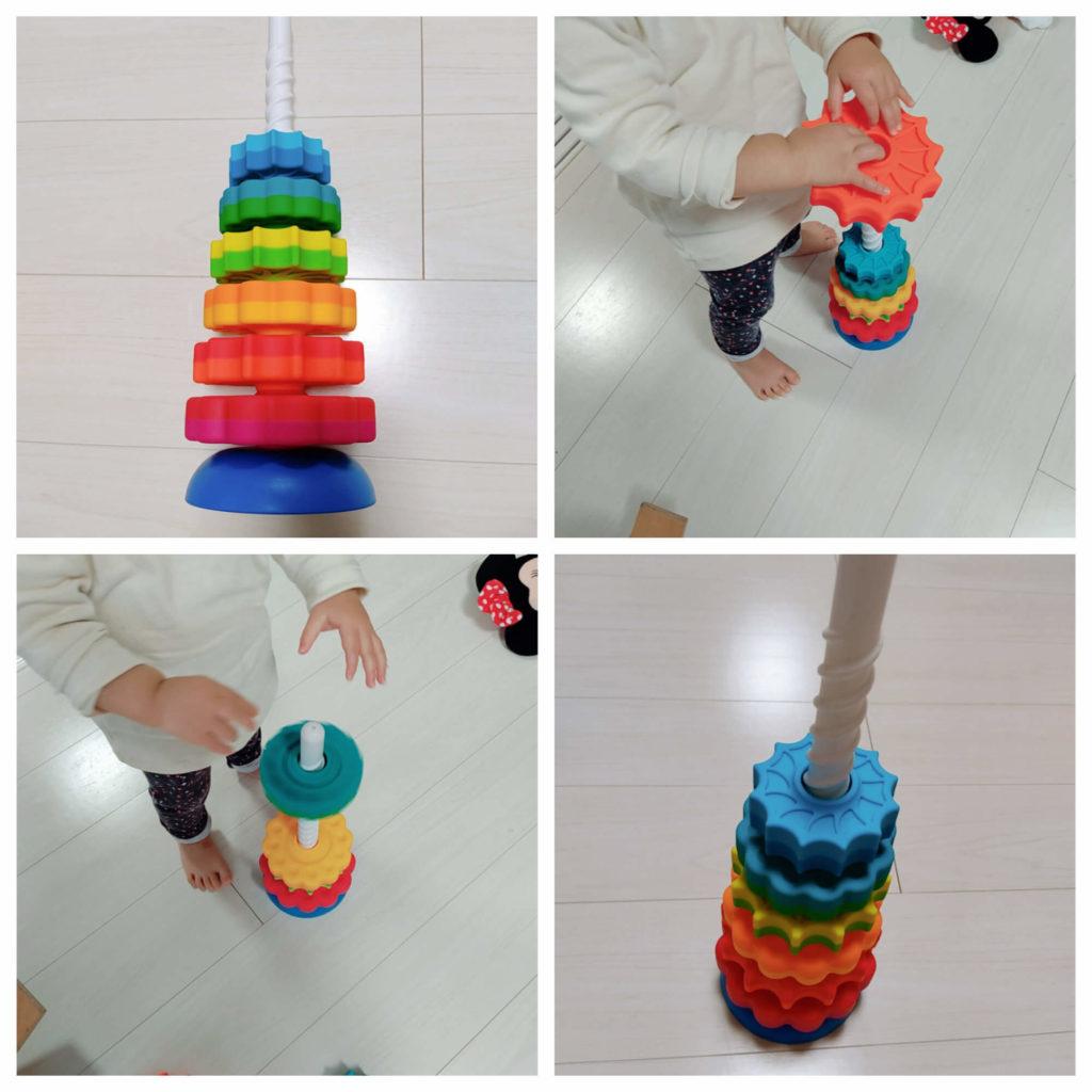 定額制おもちゃレンタルサービス(サブスク)IKUPLE(イクプル)でレンタルしたおもちゃ・知育玩具